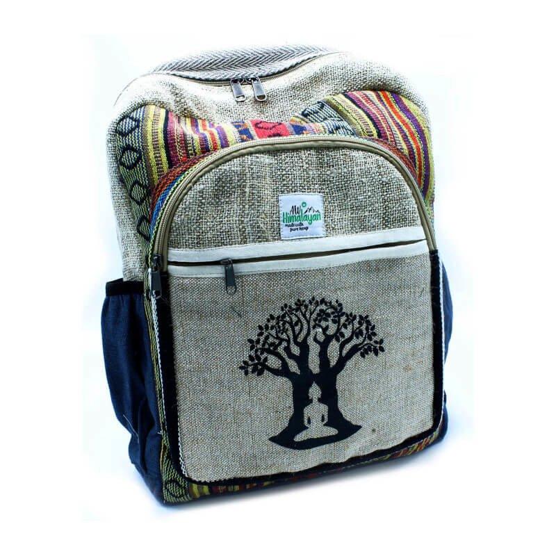 Hemp Backpack | Anchor the Sole