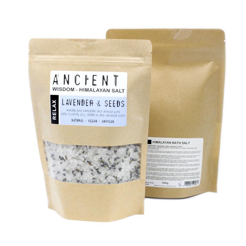 Ancient Wisdom Relax Bath Salts