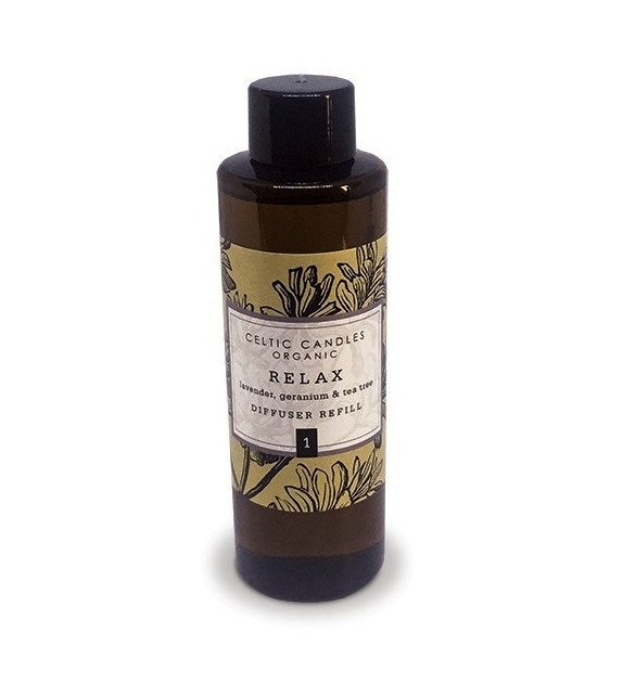 Celtic Candles Relax Diffuser Refill